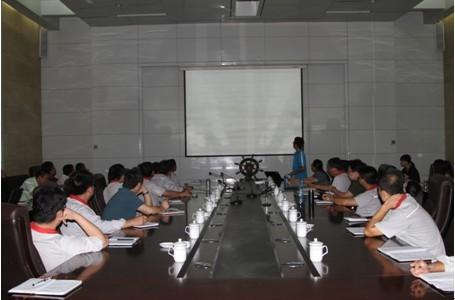 清华大学化工系学生到我公司实习