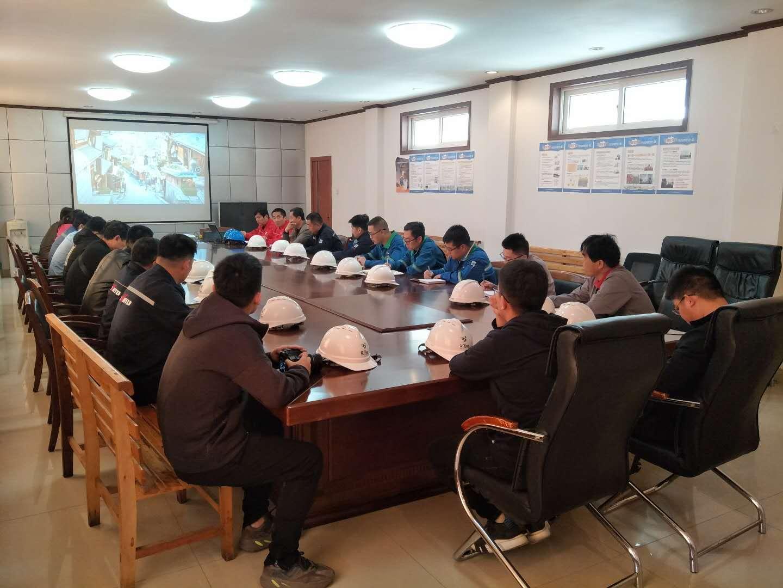 东营区各镇街组织辖区内企业来公司学习和交流安全建设工作
